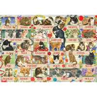 Cat Anniversary - Franciens - 1000pc