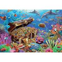 Underwater Treasure - 1000pc
