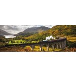 Glenfinnan Railway - Scotland - Panoramic 1000pc