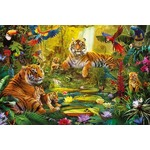 Tigers in the Jungle - 1500pc