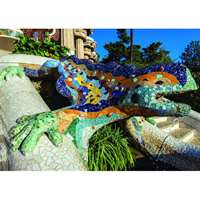 Parque Guell - Barcelona - 500pc