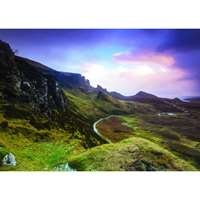 Trotternish Ridge - Scotland - 1000pc