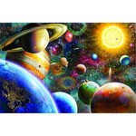 Planets in Space - 1500pc