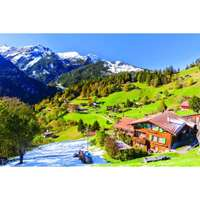 Berner Oberland - Switzerland - 1500pc