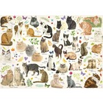 Cats Poster - 1000pc