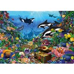 Jewels of the Deep - 1000pc
