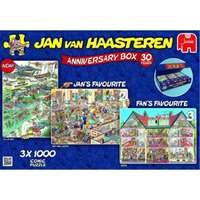 Jan Van Haasteren 3 in 1