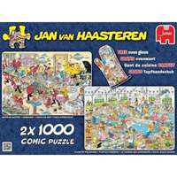 Food Frenzy 2 x 1000 Piece - JVH