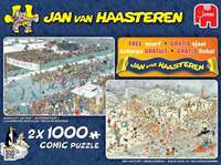 JvH - Winter Fun - 2 x 1000pc