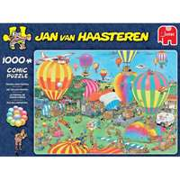 JvH - The Balloon Festival - 1000pc