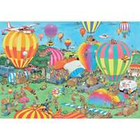 JvH - The Balloon Festival - 2000pc