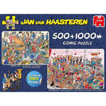 JvH - Lets Party - 1000pc and 500pc