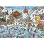 The Winter Games - JvH - 1000pc