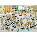JvH - The Cattle Market - 1000pc