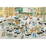 JvH - The Cattle Market - 2000pc