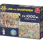 JvH - Seafood Supper and Clash of the Bakers - 2 x 1000pc