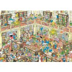 JvH - The Library - 1000pc