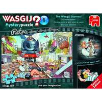 Wasgij Retro - Mystery 1 - The Wasgij Express - 1000pc