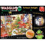 Wasgij - Christmas 13 - Turkeys Delight Twin Pack