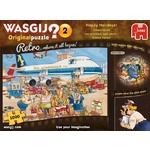 Wasgij Retro - Original 2 - Happy Holidays - 1000pc