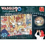 Wasgij Retro - Mystery 2 - Stop the Clock - 1000pc
