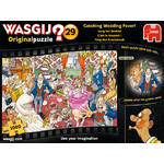 Wasgij Original 29 - Catching Wedding Fever - 1000pc