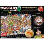Wasgij Christmas 14 - Santas Little Helpers - 2 x 1000pc