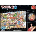 Wasgij Mystery 15 - A Typical British BBQ - 1000pc