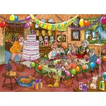 WASGIJ - Mystery 16 - The Birthday Surprise - 1000pc