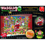 WASGIJ - Christmas 15 - Santas Unexpected Delivery - 1000pc