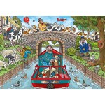 WASGIJ Original 33 - Calm on the Canal - 1000pc