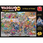 WASGIJ - Original 34 - A Piece of Pride - 1000pc