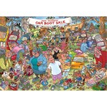 WASGIJ Original 35 - Car Boot Capers - 1000pc
