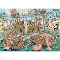 Pieces of History - Pirates - 1000pc
