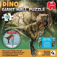 Dino - Giant Wall Puzzle - 35pc