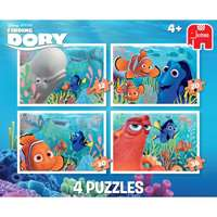 Finding Dory - 4 in 1 - 12, 20, 30, 36pc