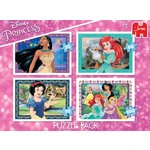 Disney Princesses - Four in One pack