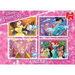 Disney Princess - Four in One
