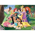 Disney Princesses - Giant Floor Puzzle - 50pc