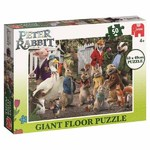 Peter Rabbit - Giant Floor Puzzle - 50pc