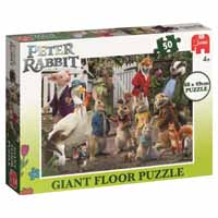 Peter Rabbit - Giant Floor Puzzle - 50 pieces