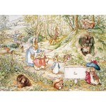 Peter Rabbit - Classic Puzzle - 1000pc