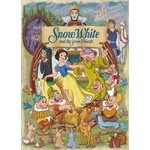 Disney - Classic Movie Poster Puzzle - Snow White - 1000pc