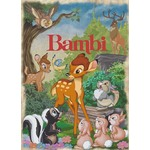 Disney - Classic Movie Poster Puzzle - Bambi - 1000pc