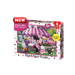 Minnie Mouse - Giant Floor Puzzle - 50pc