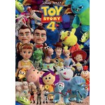 Disney Toy Story 4 - Movie Collection Poster - 50pc