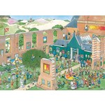 JvH - The Art Market - 1000pc