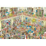JVH - The Library - 2000pc