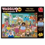 WASGIJ Original 36 - New Year Resolutions - 1000pc