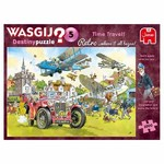 WASGIJ Retro Destiny 5 - Time Travel - 1000pc